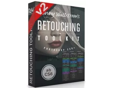 Download Retouching Toolkit 2.1.1 for Adobe Photoshop full version crack